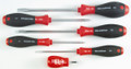Wiha 30294 - SoftFinish Slotted and Phillips Screwdriver 6 Pc Set