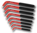 Wiha 13690 - Insulated Inch Hex L-Key 8 Pc Set 1/8-1/2""