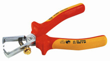 Wiha 32860 - Insulated Universal Wire Stripper 6.3""