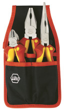 Wiha 32873 - Insulated 3 Pc Pliers & Cutters Set