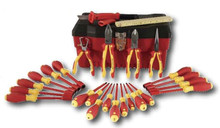 Wiha 32879 - Insulated 25 Pc Master Electricians Set