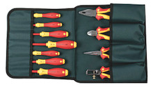 Wiha 32888 - Insulated 11 Pc Set w/ Pliers/Cutters/Drivers