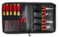 Wiha 32891 - Insulated 10 Pc Pliers/Cutters/Drivers
