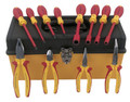 Wiha 32894 - Insulated 12 Pc Plier/Cutter/Screwdriver/Nut Driver