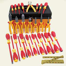 Wiha 32896 - Insulated 31 Pc Master Electrician Set