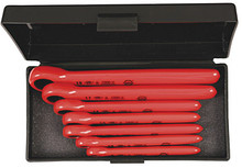 Wiha 21290 - 7 Pc Insulated Metric Ratchet Wrench Set