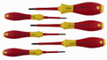 Wiha 32590 - Insulated Torx Screwdriver 6 Pc Set T8 - T25