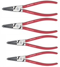 Wiha 32626 - RetainRing Pliers Internal Straight 4 Pc Set