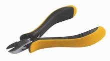 Wiha 32712 - ESD Safe Precision Cutters, Slim Oval Head, Flush