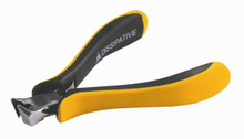 Wiha 32726 - ESD Safe Oblique Angled Cutters, 29deg, Short Head, Semi Flush