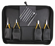 Wiha 32791 - ESD Safe Pliers/Screwdrivers/Tweezers 11 Pc Set