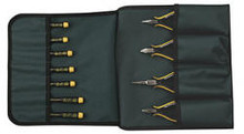 Wiha 32793 - ESD Safe Pliers/Slotted/Phillips 11 Pc Tool Set