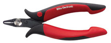 Wiha 56830 - Electronic Narrow Front Cut Pliers 30deg Full Flush
