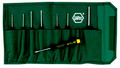 Wiha 27399 - Precision ESD Safe Slotted/Phillips Screwdriver 8 Pc Set
