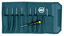 Wiha 27899 - Precision ESD Safe Torx Screwdriver 8 Pc Set T1-T7