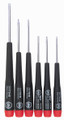 Wiha 26790 - Precision Torx Screwdriver 6 Pc Set T6-T15