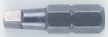Wiha 71854 - Square Drive Insert Bit #1, 2, 3x25mm 3 Bit Pack