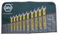 """Wiha 50095 - SoftGrip Combination Wrenches Inch 10 Pc Set 7/16-1"""""""