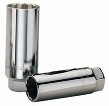 Wiha 60262 - 3/8 Drive Spark Plug Socket 13/16''