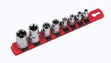 Wiha 77391 - External Torx 8 Pc Socket Set E6-E18