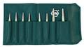 Wiha 12490 - Metric Taper Pin Punch 8 Pc Set
