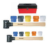 Wiha 83290 - Split Head Mallet 14 Pc Set in Tool Box