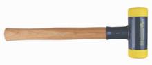 Wiha 80060 - Dead Blow Hammer 72oz w-Hickory Handle
