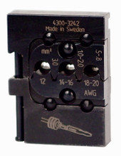 Wiha 43143 - PortaCrimp Weather Pack Open Barrel Terminals 12-20 AWG