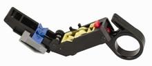 Wiha 44224 - 2 Step Yellow Cassette Stripping Tool Kit