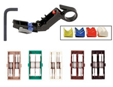 Wiha 44292 - Cassette 3-Step Hand-Stripping Tool 11 Pc Set
