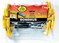 Bondhus 13338 - Set of 10 Graduated Length Hex T-Handles 3/32-3/8