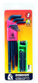 Bondhus 14126 - Bonus Pack - Ball End Hex L-key Set 10999 & GorillaGrip Fold-up Star Set 12632