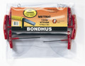 "Bondhus 15287 - Set of 8 Hex T-Handles 6"" Length 2-10mm"