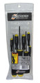 Bondhus 74632 - Set of 8 ProHold Ball End Hex Screwdrivers .050-5/32