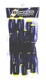 Bondhus 74637 - Set of 13 ProHold Ball End Hex Screwdrivers .050-3/8