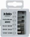 "Felo 31410 - Profi Bit Box 6 Bits x 2"" - Slotted"