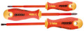 Felo 53175 - Ergonic Insulated 3 pc set Slotted & Phillips