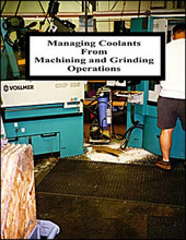 Managing Coolants from machining operations