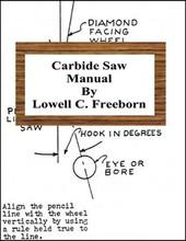 Carbide Saw Manual