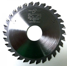 Conic Scoring Saw Blade by Popular Tools - Popular Tools SC1252024