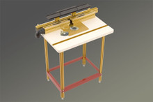 Router table set 24x32 center mount wonder fence incra rt combo4 greentooth Gallery