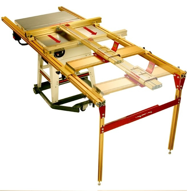 Table Saw Fence : TS-LS Table Saw Fence, 52