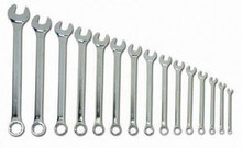 Wiha 30099 - 15 Pc Economy Combination Wrench Inch Set