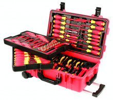 Wiha 32800 - Complete 80 Piece Master Electricians Insulated Tool Set