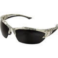 Edge Eyewear Khor Digital Camo Safety Glasses With Smoke Lens