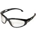Edge Eyewear Dakura Safety Glasses With Clear Lens