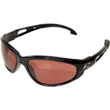 Edge Eyewear Dakura Safety Glasses with Copper Lens