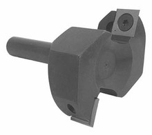 2 Wing Upcut Spoilboard Cutter - Southeast Tool SPOIL25-2UP
