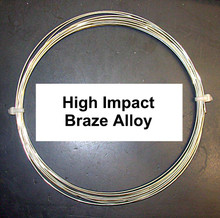 Hi-impact Braze Alloy (Silver Solder) from Carbide Processors