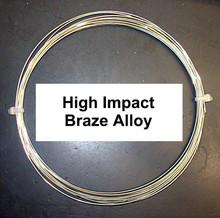Hi-impact Braze Alloy (Silver Solder) from Carbide Processors